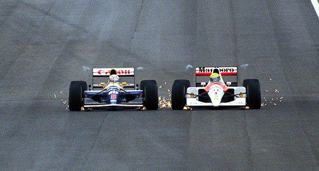 Senna Vs Mansell The Last 10 Laps In Monaco Gp 1992