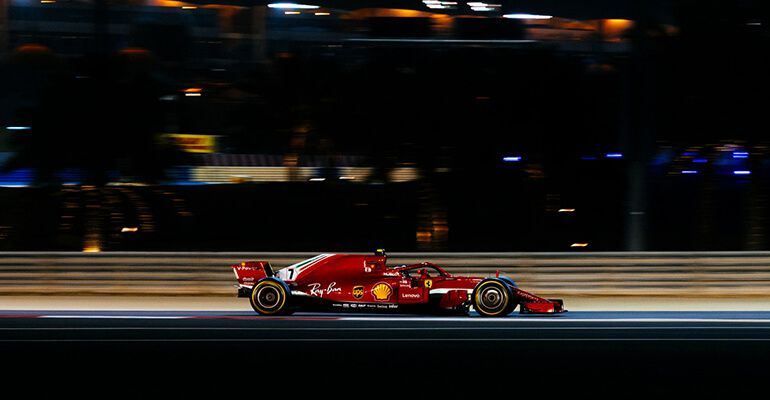 Bahrain GP 2018: Glorious win for Seb but pit stop tragedy for Kimi