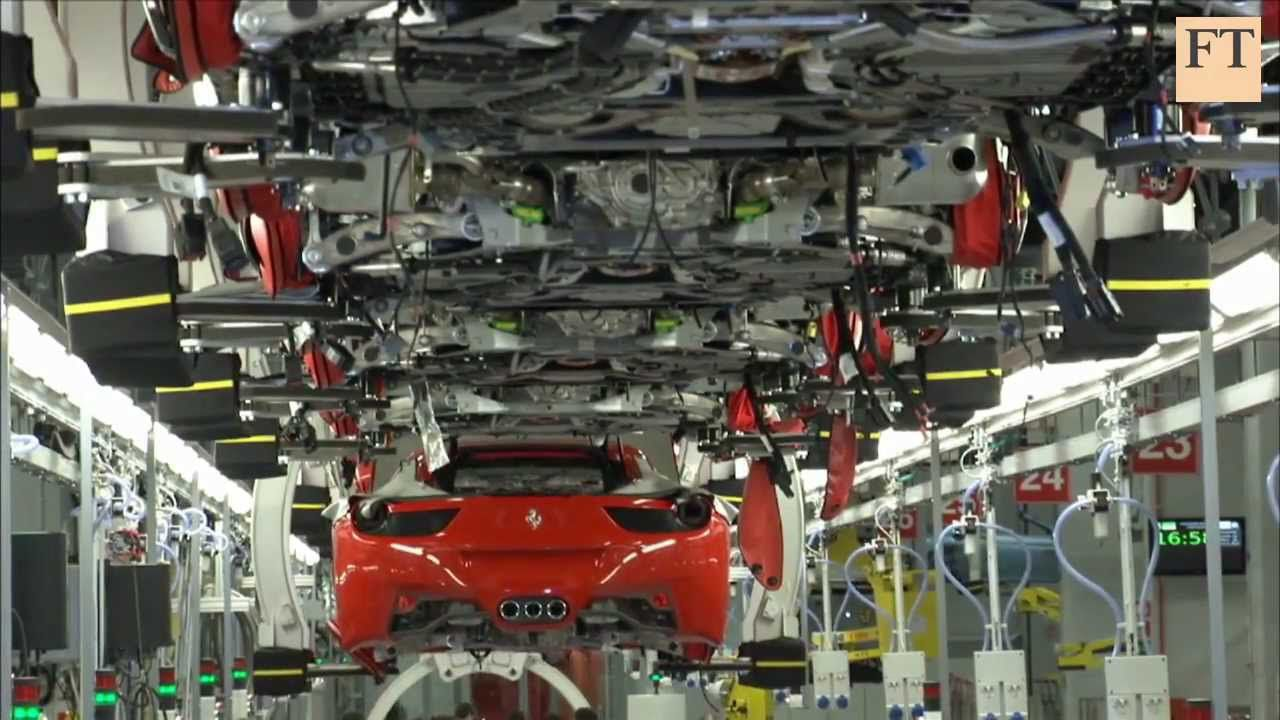 Ferrari Factory – in the heart of the myth