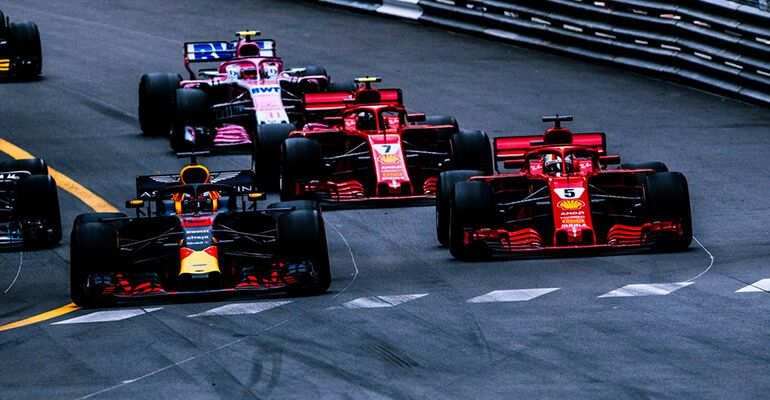 Monaco GP 2018: Sebastian 2nd and Kimi 4th in the dullest race of the season