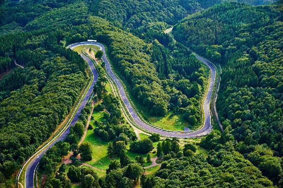 Nurburgring - the most challenging race track in the world