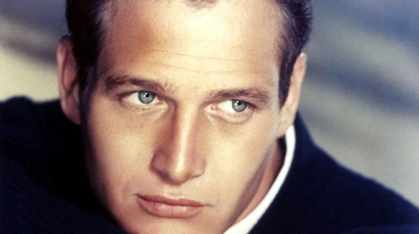 Paul Newman – blue-eyed, exceptional driver