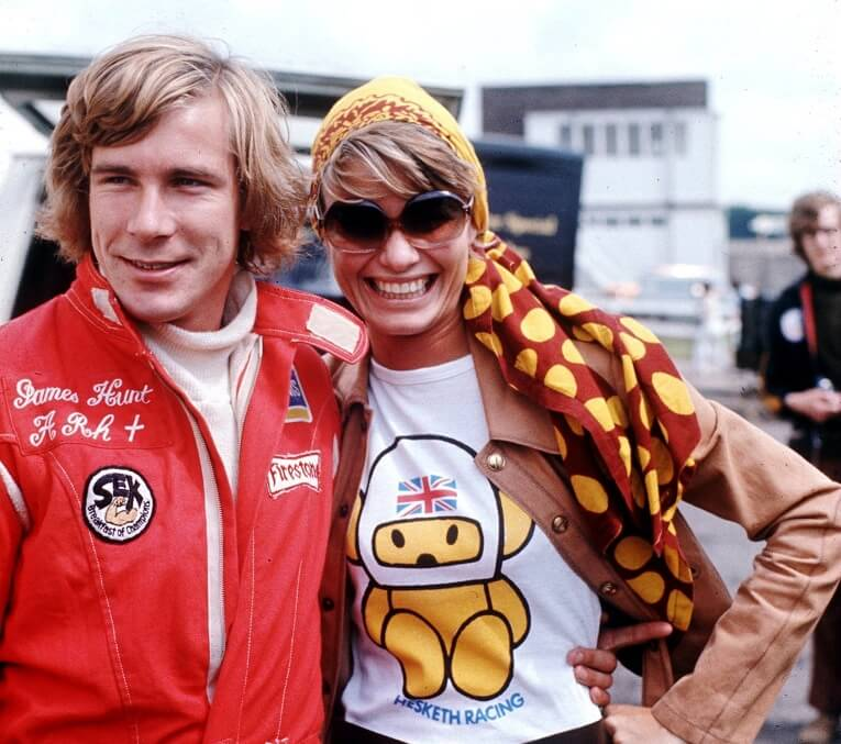 James Hunt SFC Riga