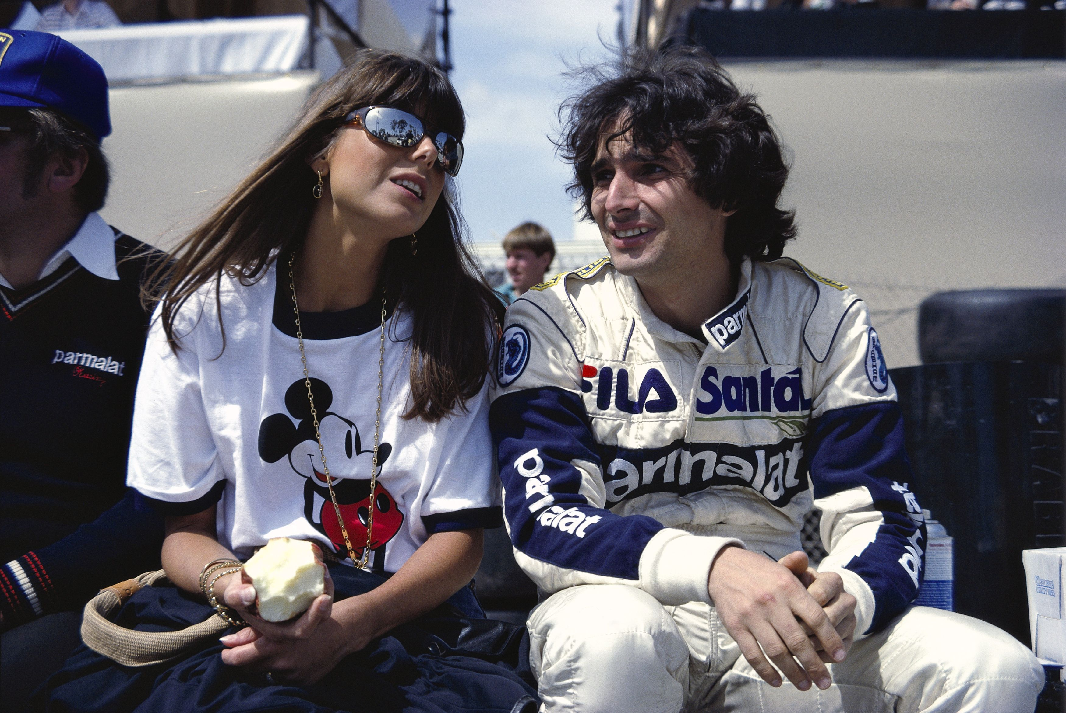 Nelson Piquet The Happy Gypsy Man