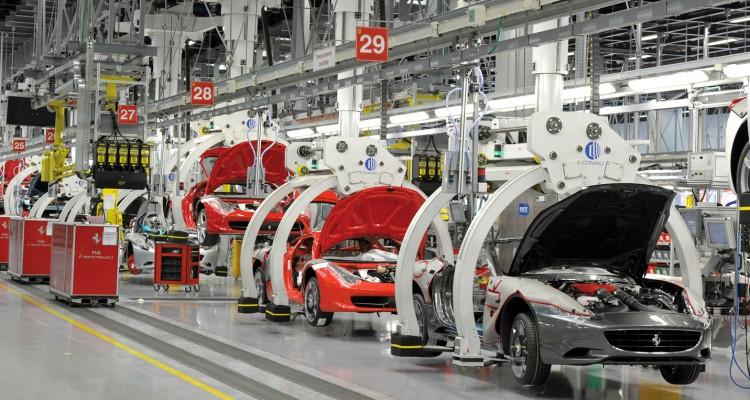 Ferrari Factory Tour November 2017