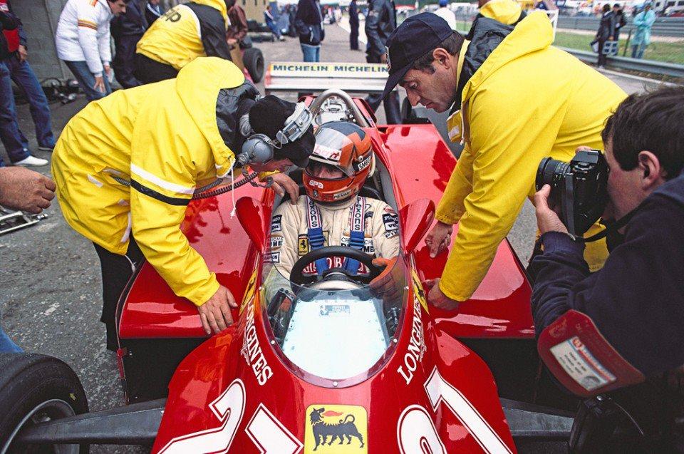 Antonio Tomaini – the drivers' manager
